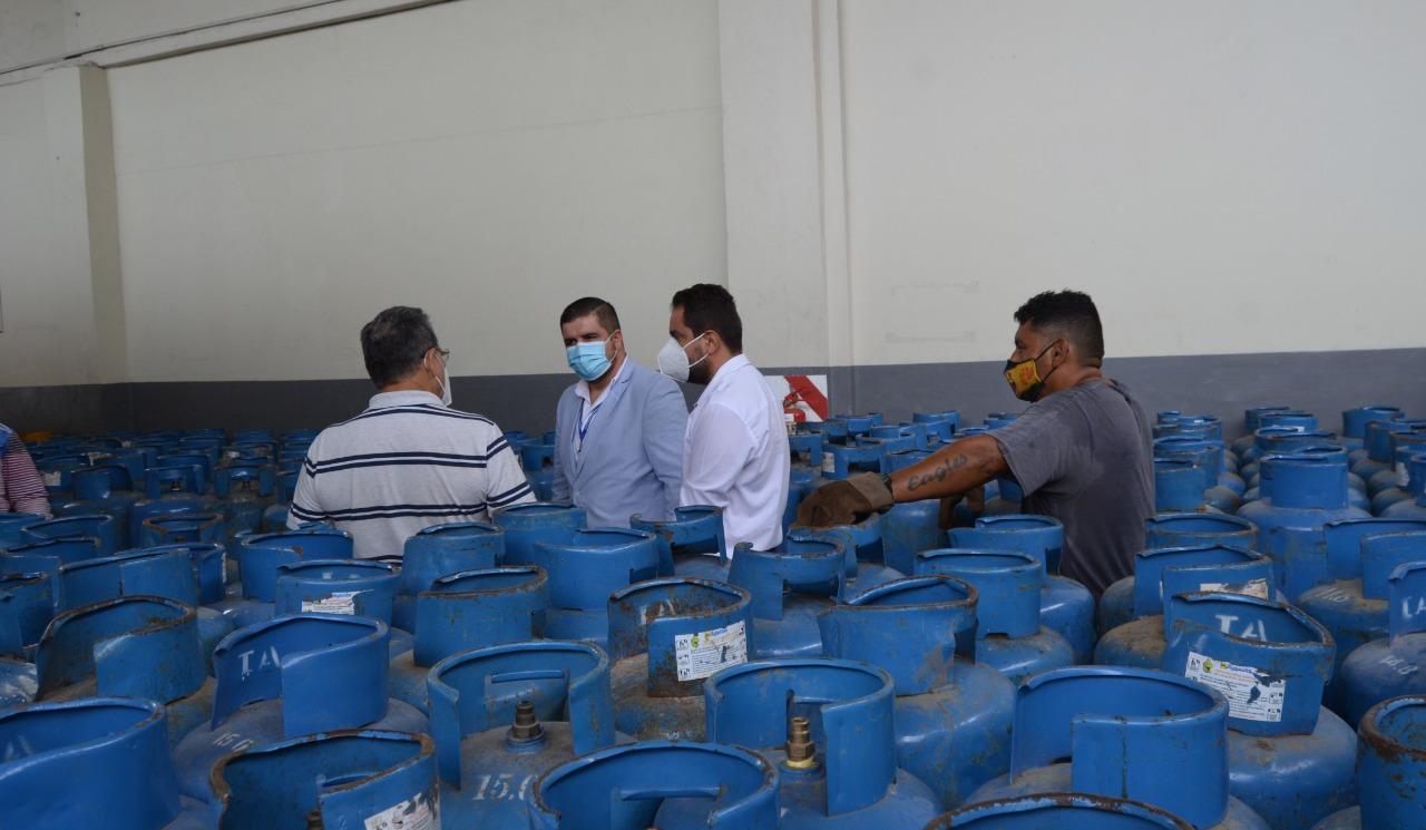 Gobernador Gámez supervisa operativos preventivos contra la especulación en los precios de combustibles