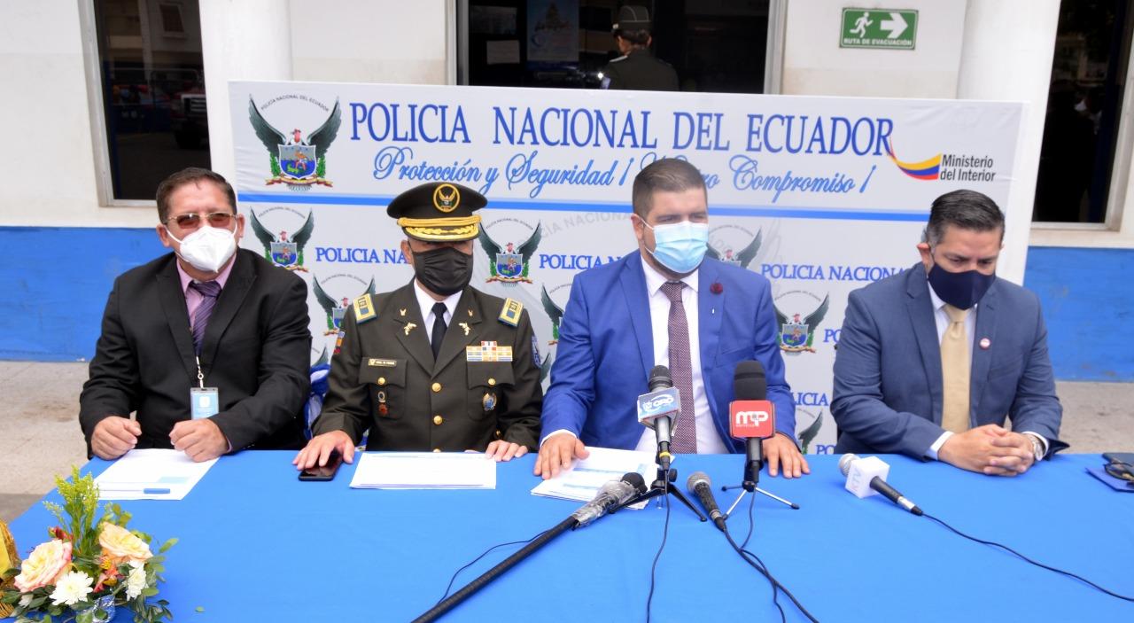 1.511 operativos policiales y el accionar de 200 funcionarios del Ministerio de Gobierno se registraron durante reciente feriado