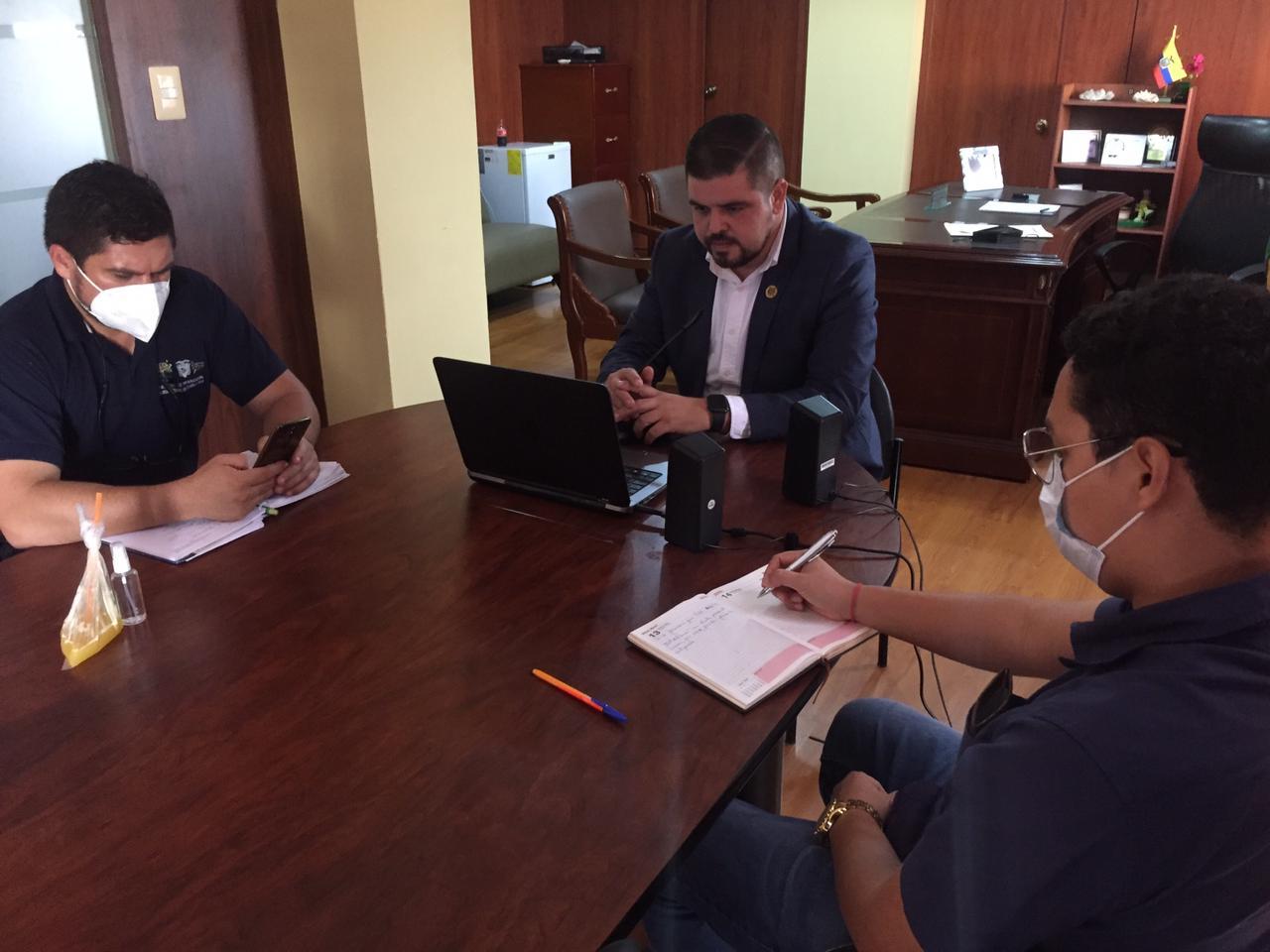 Gobernador Gámez activa instituciones para estar preparados ante la eventual llegada del fenómeno La Niña